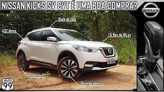 Nissan Kicks Sv 1.6 Cvt - Boa Compra?