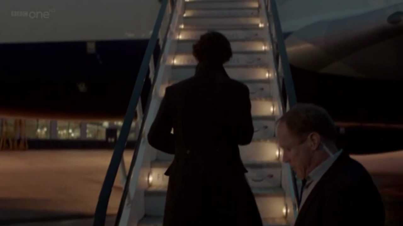 Resultado de imagen para sherlock plane season 3