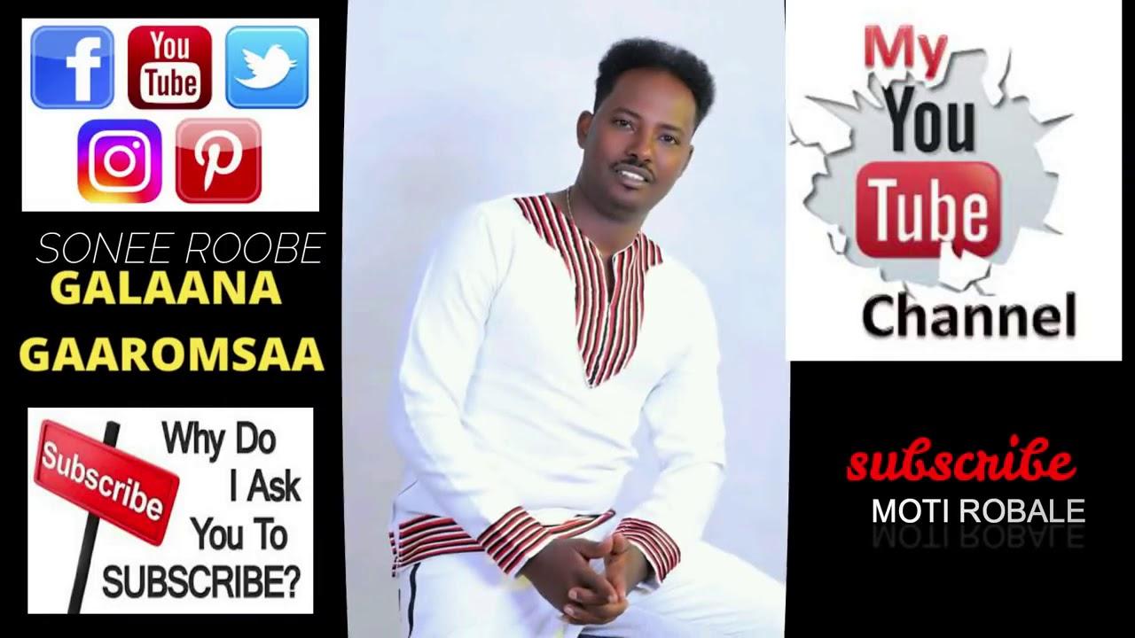 Galaanaa Gaaromsaa Sonee Roobee New Ethiopian Oromo Music Video 2019