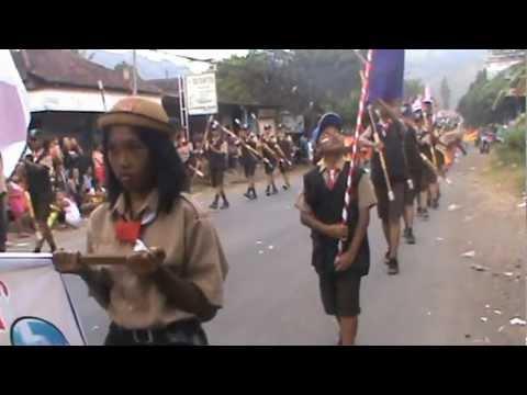 Parade pramuka Suw Scout