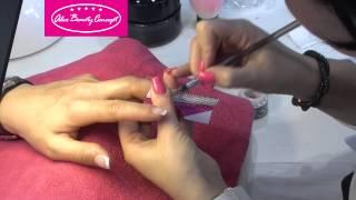 Моделирование ногтей гелем by Alex Beauty Concept. Френч + Дизайн Thumbnail