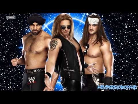 3MB 4th New WWE Theme Sg  More Than e Man With Quote +Drum Intro + DL