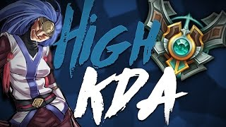 Insane Kda! High Winrate Burst Bruiser Master Shaco Build !