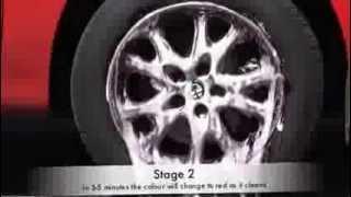 Очиститель колесных дисков Turtle Wax Ice(Официальное представительство американской компании Turtle Wax в интернете, на Украине интернет-магазин http://turt..., 2013-09-27T16:15:37.000Z)