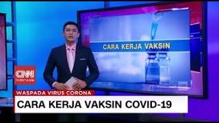 Cara Kerja Vaksin Covid-19