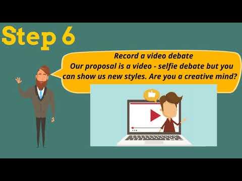 BeDebate Steps 1