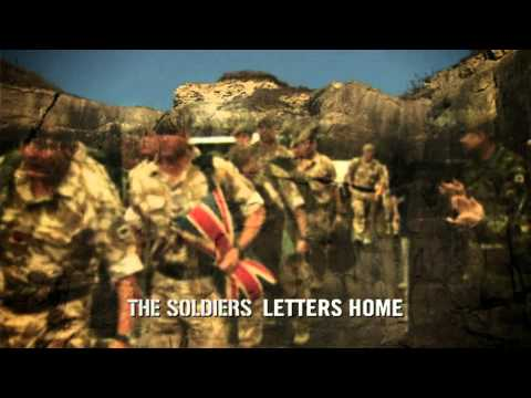 The Soldiers - Letters Home (new album released 24th October 2010)