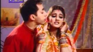 Funny  Action Scene - Hit Rajasthani Movie - Jai Maa Sherawali