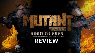 MUTANT YEAR ZERO: ROAD TO EDEN REVIEW - Turn Based Tactical Strategy / Real Time Stealth RPG