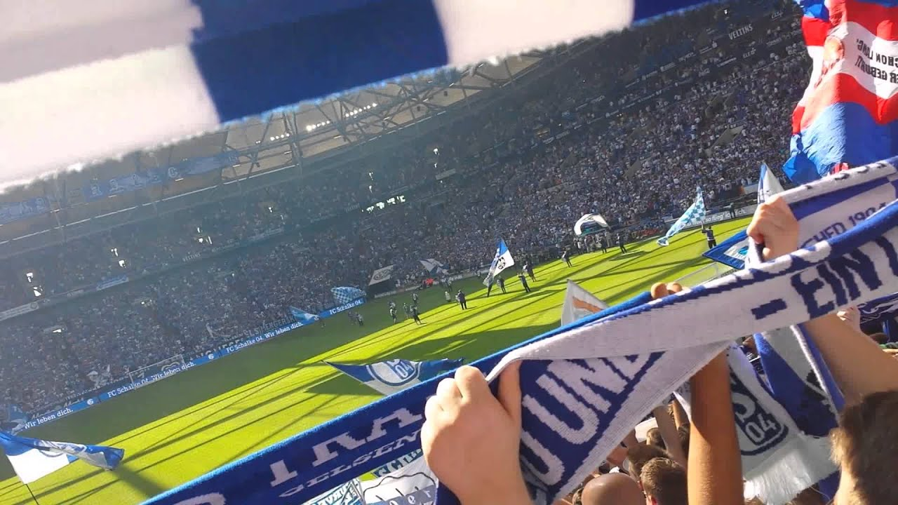 Schalke Darmstadt