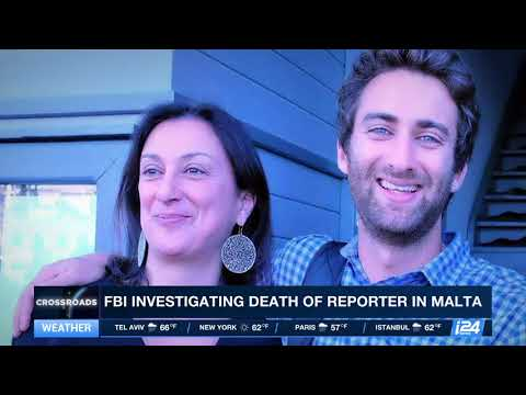 Malta journalist death: The FBI is joining the investigation