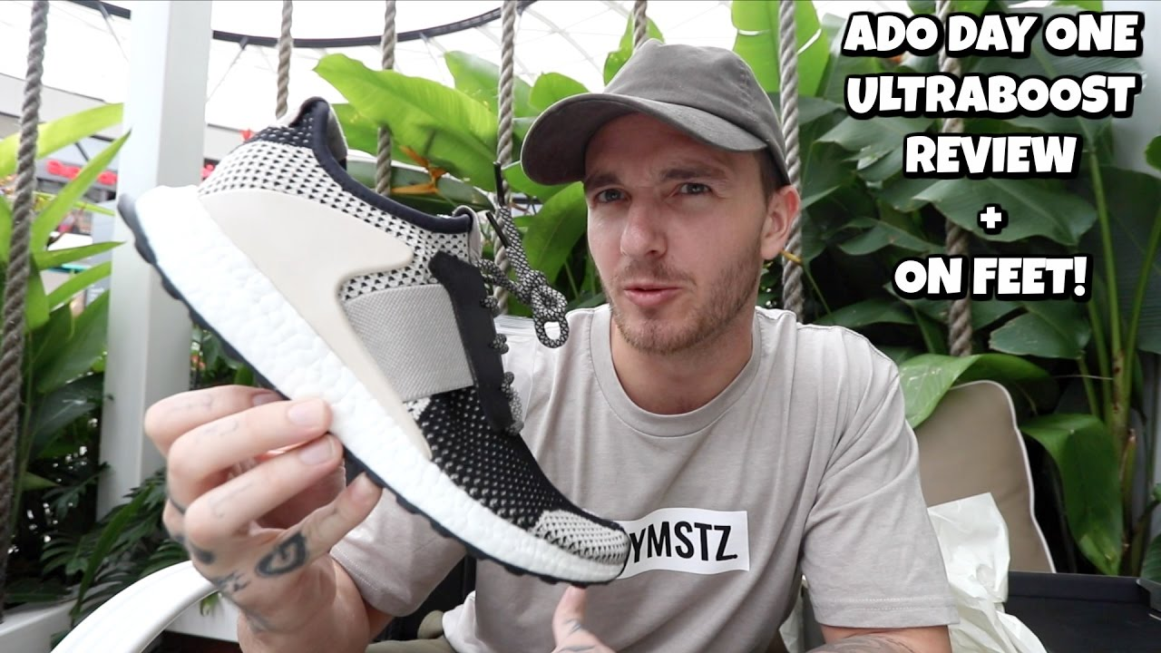 071dd2785 Adidas Day One ADO Ultraboost ZG Unboxing + On Feet Review! - YouTube