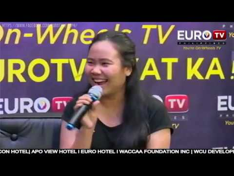 Mike Lila @ EuroTV Philippines