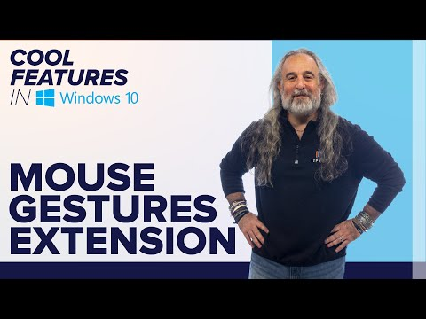 Mouse Gestures Extension
