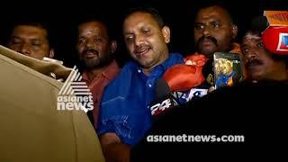 K Surendran blocked by Police officials at Nilakkal