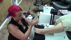 YOLO Pedicure, Pasadena FL Salon, Manicure, Haircut, St. Petersburg Salon
