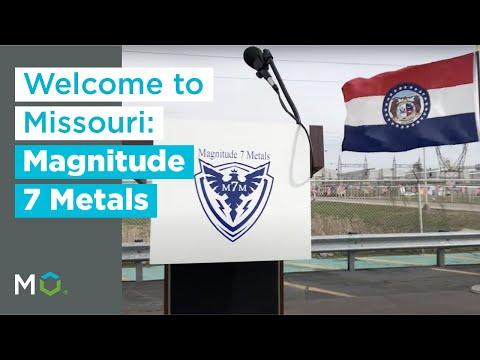 Magnitude 7 Metals Expands in Marston, Missouri