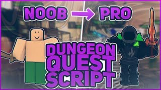 [NEW] ROBLOX HACK/SCRIPT | DUNGEON QUEST | 😱 BEST FREE DUNGEON QUEST GUI (EZ XP) | PROD. CXDY |