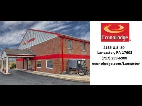 EconoLodge Lancaster, P.A. - REVIEWS - Lancaster (PA) Hotel Reviews