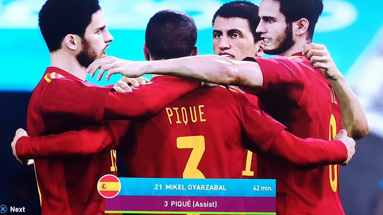 Euro 2021 Goals