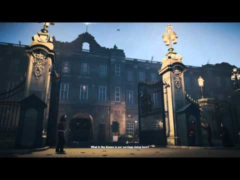 Assassin's Creed Syndicate Walkthrough Part 29 (Buckingham Palace!)