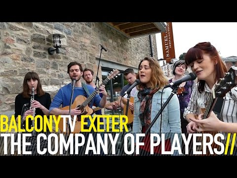 THE COMPANY OF PLAYERS - UP AND DOWN (BalconyTV)