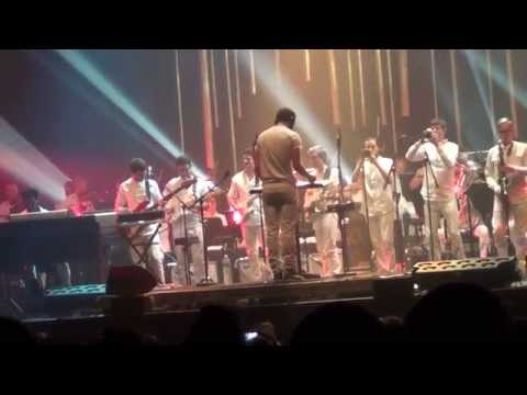 Snarky Puppy & Metropole Orkest : 4. Thing of Gold @ Paris, l'Olympia 7/5/15
