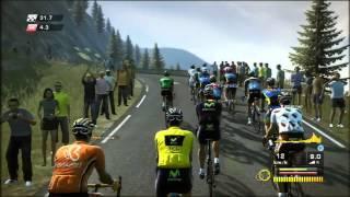 Tour de France 2013 [PS3] - 8. Etappe - Erste Bergankunft (HD)