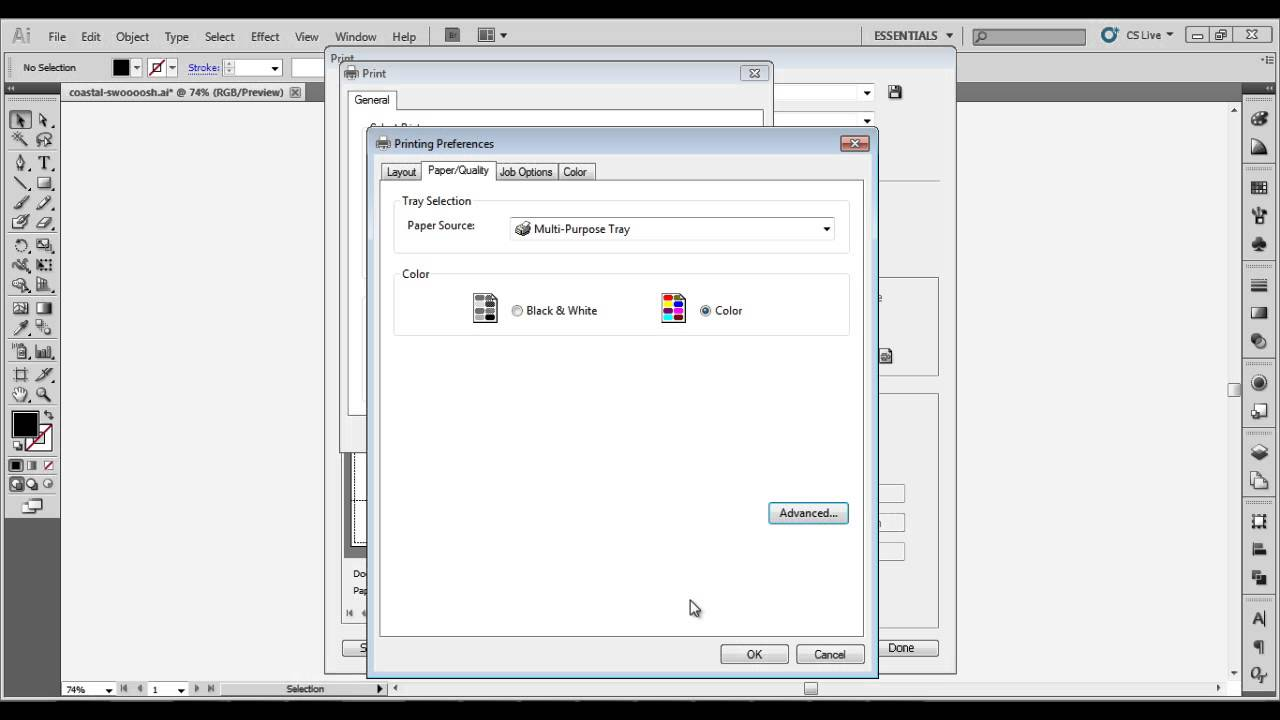 how to add adobe as a printer