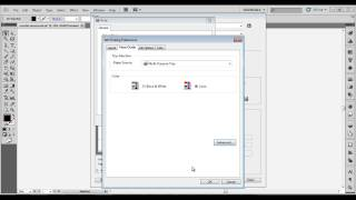 How to Print to the OKI pro920WT with Adobe Illustrator and Photoshop