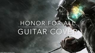 Honor for all GUITAR COVER