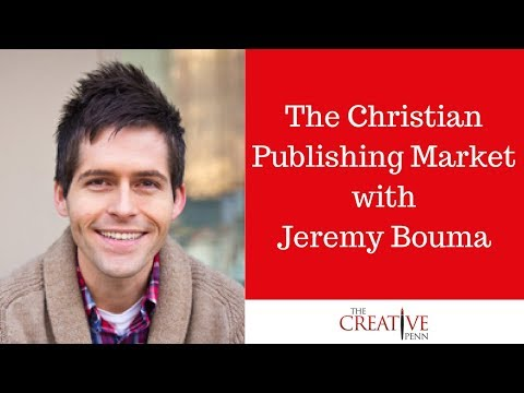 The Christian Publishing Market With Jeremy Bouma
