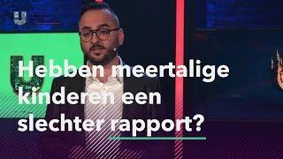 Hebben meertalige kinderen een slechter rapport?
