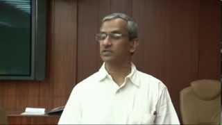 High-Level Seminar on Inclusive Financial Services: Krishna Warrier, XRCVC