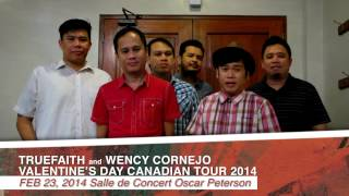 Truefaith and Wency Cornejo Valentine