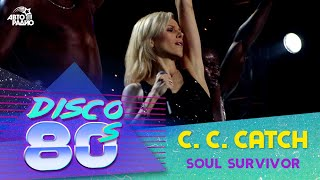 C. C. Catch - Soul Survivor (Disco of the 80's Festival, Russia, 2003)