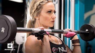 Rapid-Fire Upper-Body Workout   Amy Updike IFBB Bikini Pro