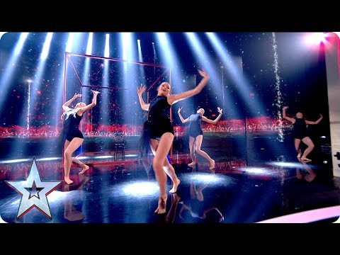MerseyGirls are in this Together with stunning routine | Grand Final | Britain's Got Talent 2017