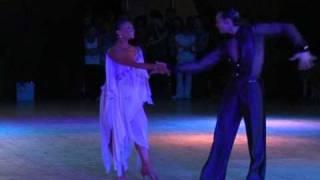 Kiev Dance Festival 2010, Slavik Kryklyvyy & Anna Melnikova, Rumba