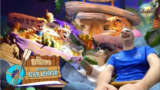 The Flintstones Bedrock River Adventure/Warner Bros World Abu Dhabi