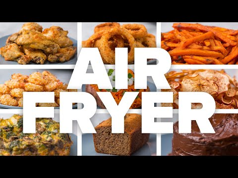What Can You Make In An Air Fryer?