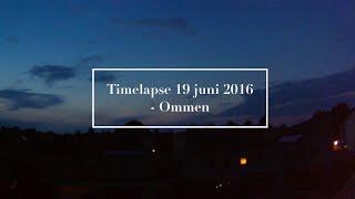 Timelapse 19 juni - Ommen