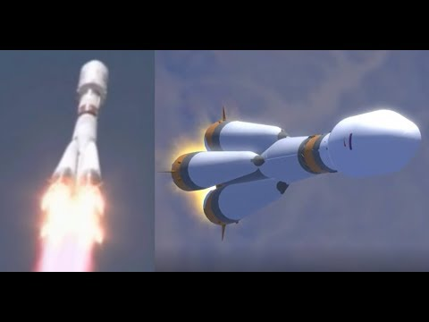 Russian Soyuz-2.1a Rocket Launches Kanopus-V-IK Satellite & 72 SmallSats