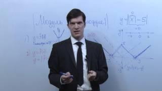 Уравнение модуль в модуле