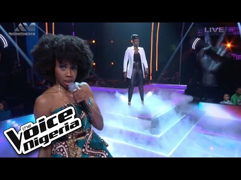 "#TeamWaje sings ""Omini Knowest"" / Live Show / The Voice Nigeria 2016"
