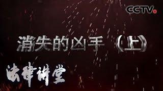 《法律讲堂(生活版)》 20200329 消失的凶手(上)| CCTV社会与法