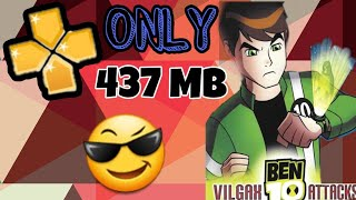 How to download ben 10 alien force vilgax attacks on android......😁