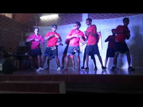 Best comedy dance by final year degree students on College of Applied science kodungallur (IHRD)