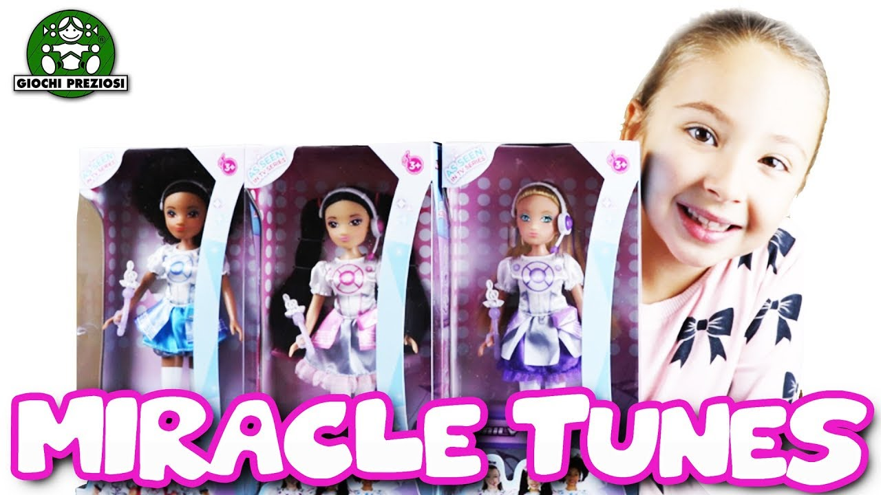 barbie miracle tunes