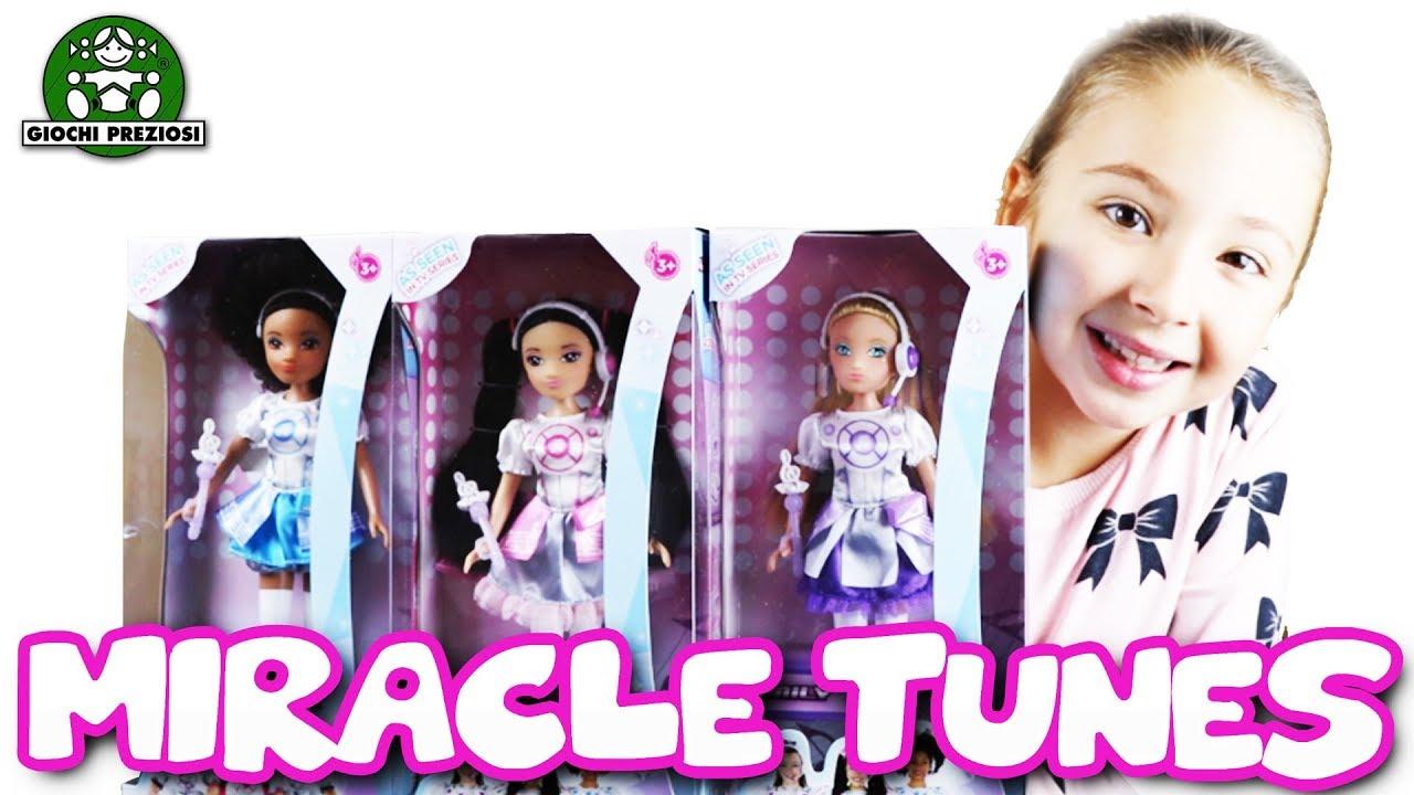bambola miracle tunes